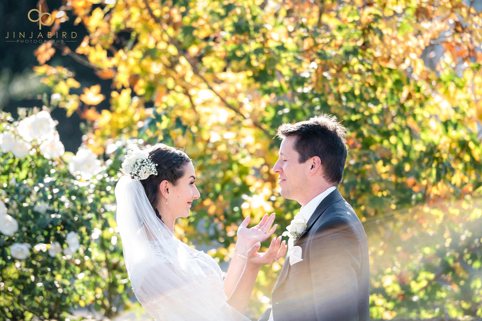 natural wedding photos milling barn