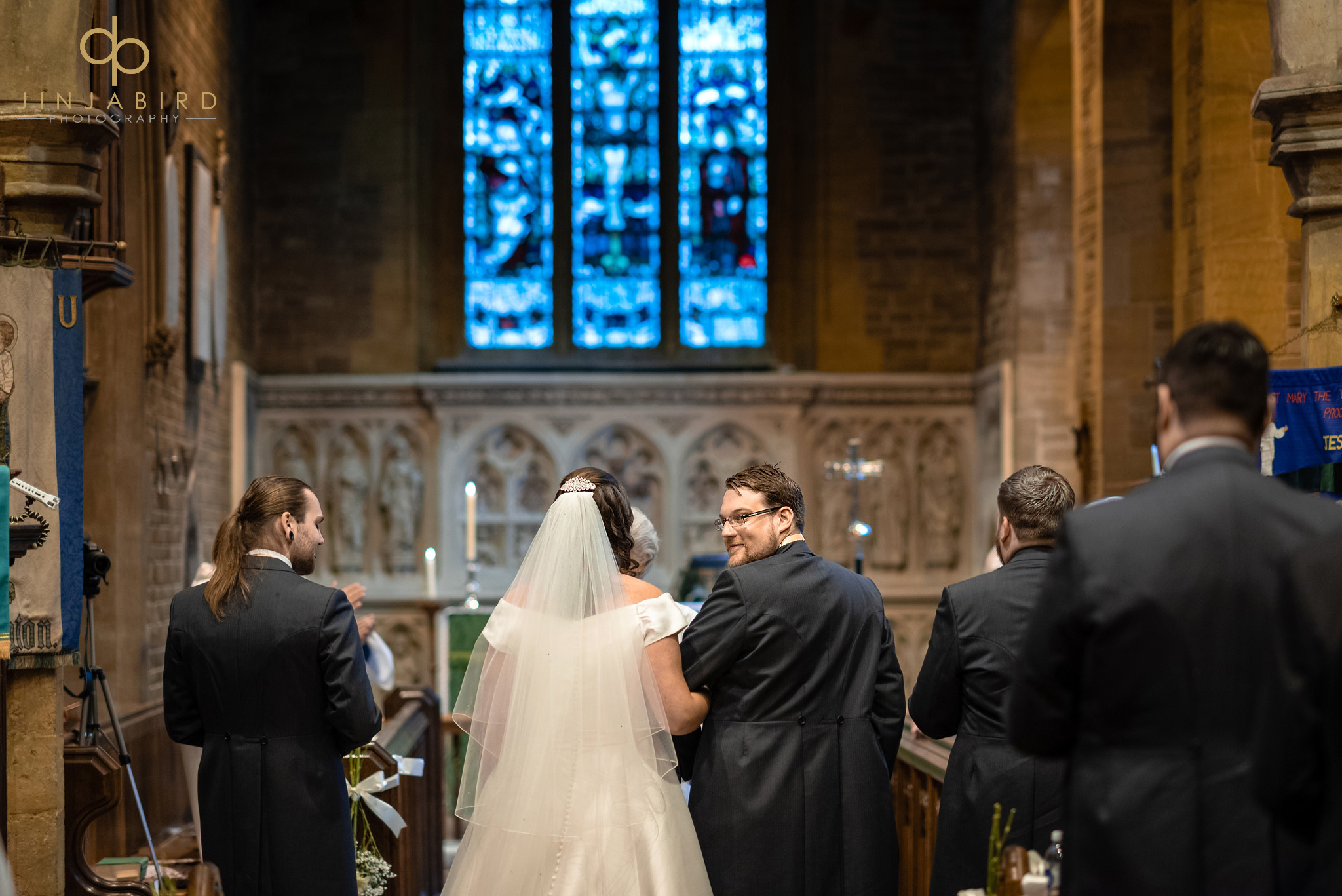 northamptonshire church wedding