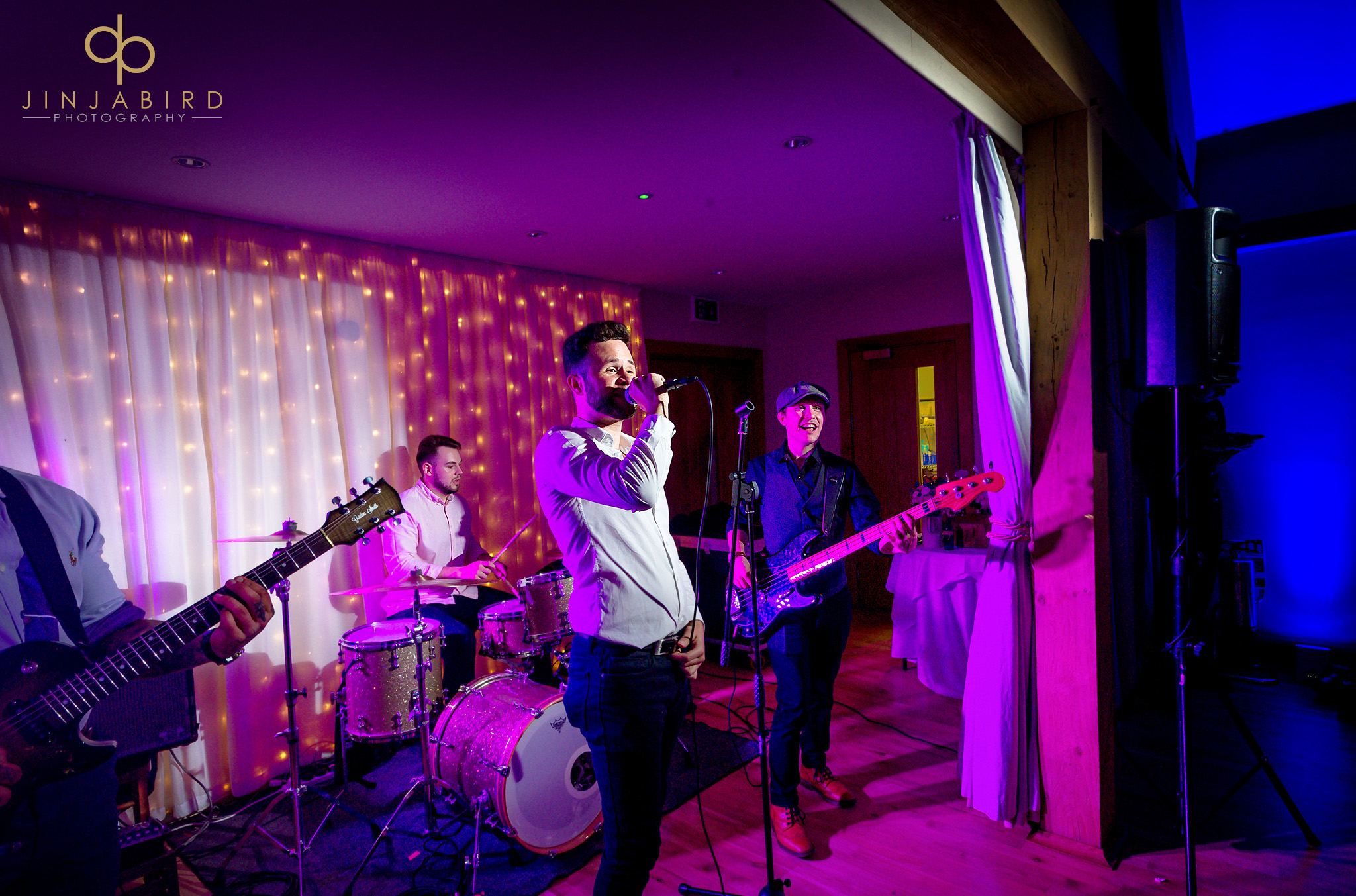 recommended wedding band bassmead manor