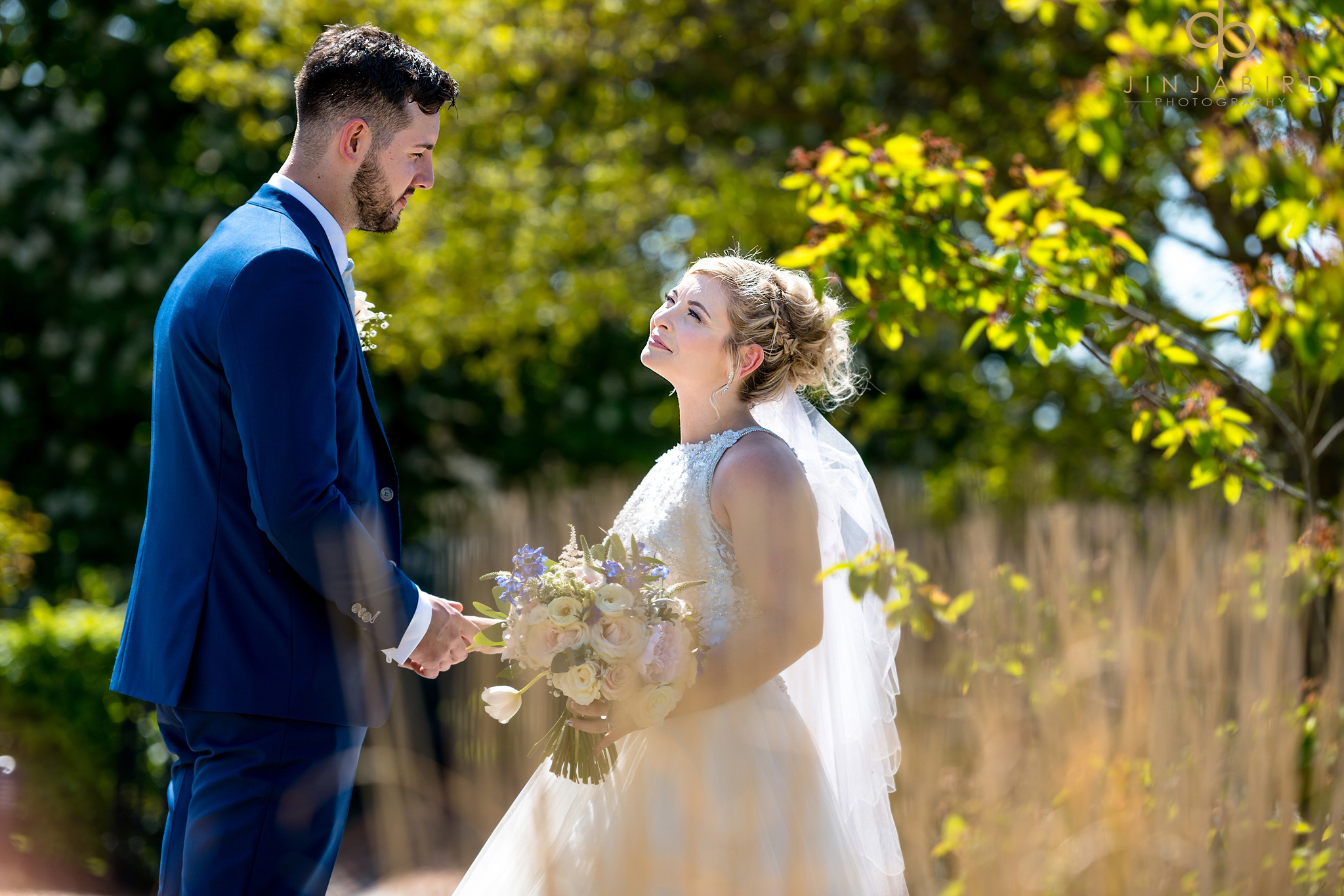 recommended wedding photographer bassmead manor barns