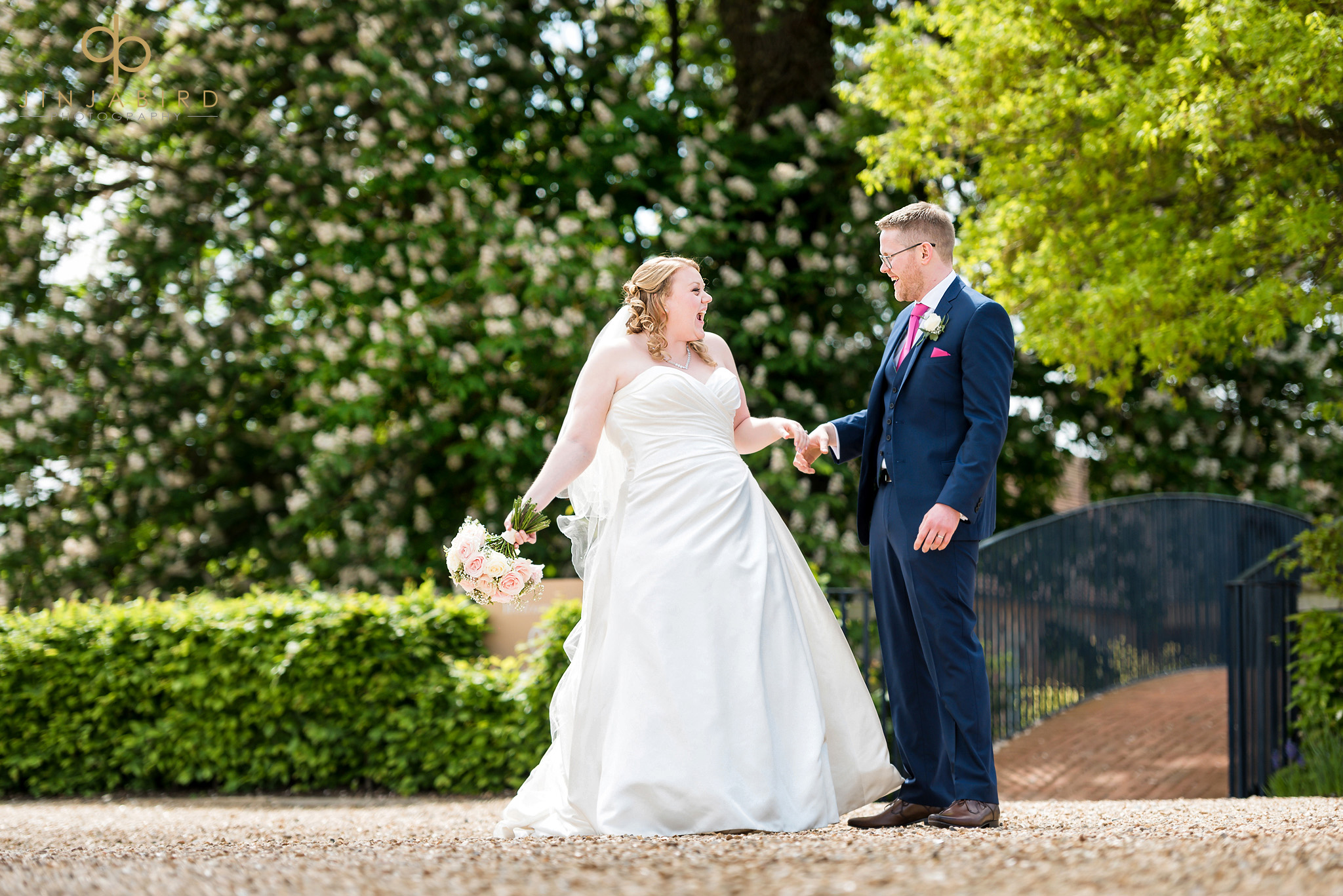 recommended wedding photograher bassmead manor barns