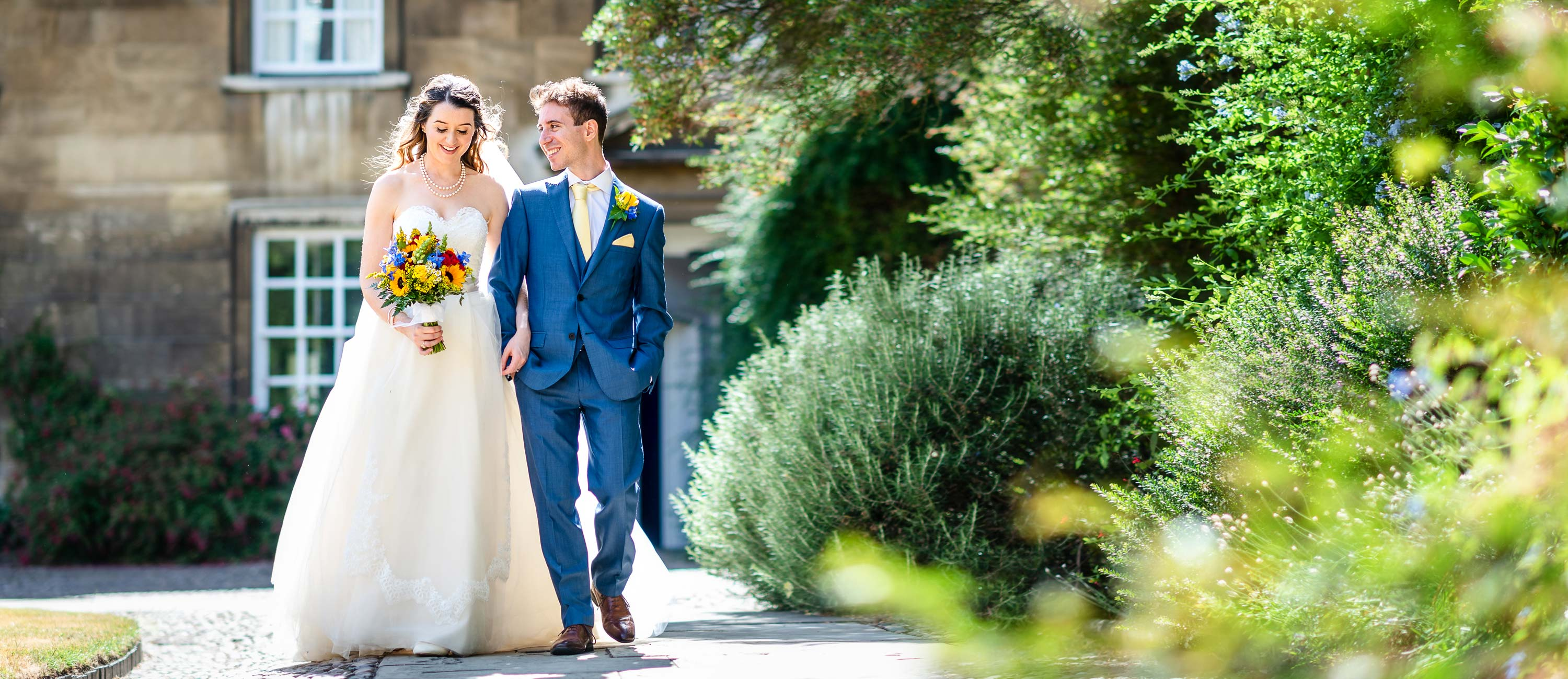 recommended wedding photographer christs college cambridge