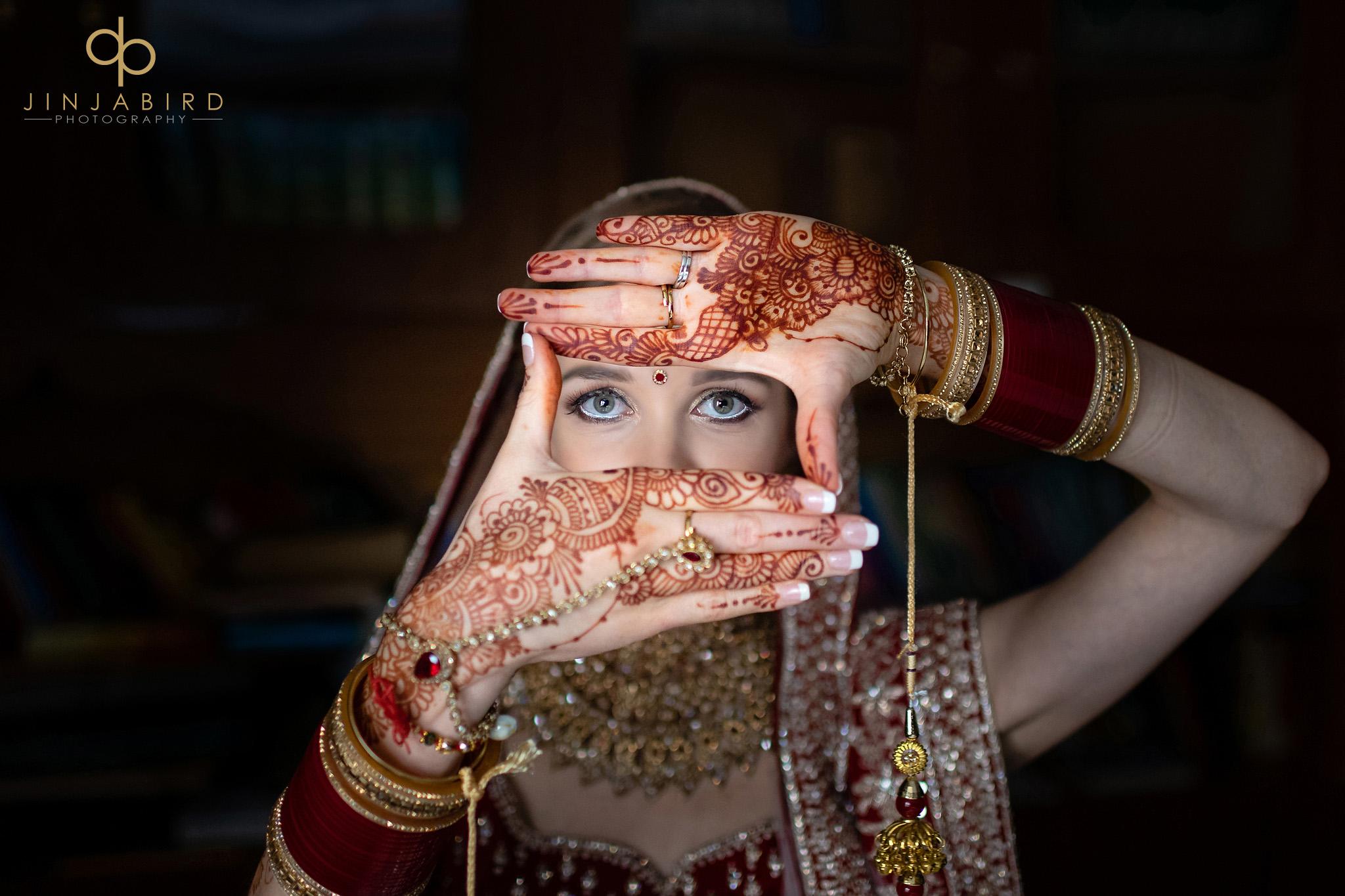 sikh bridal makeup