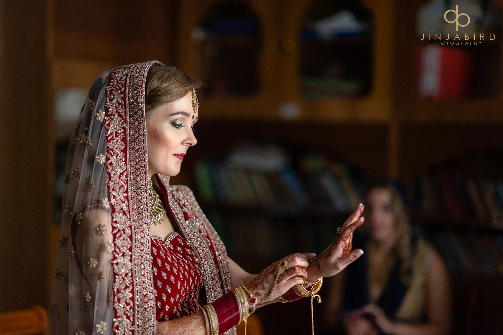 sikh bride bedford