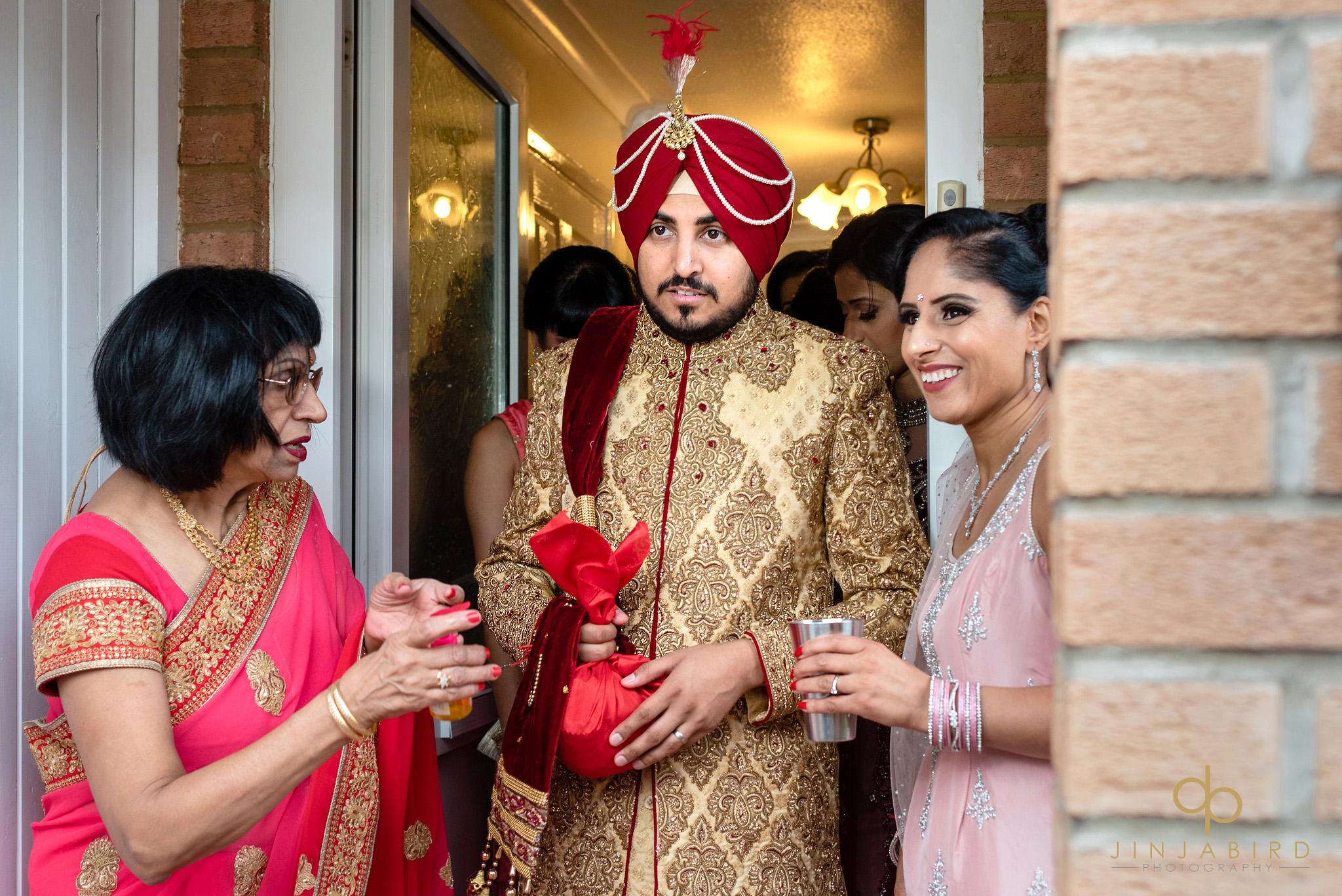 sikh wedding bedford