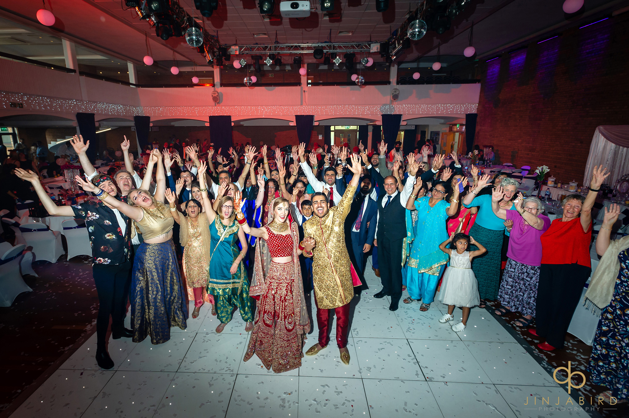 sikh wedding burgess hall