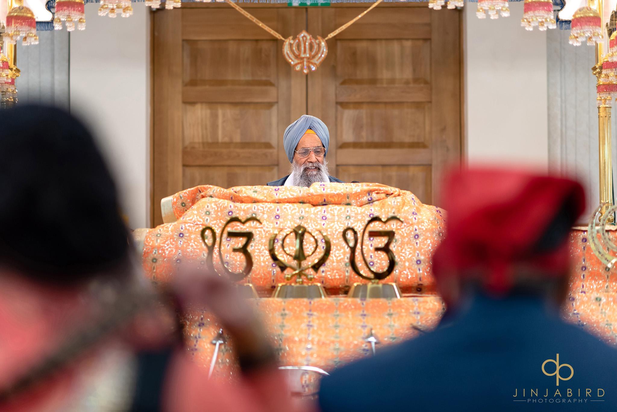 sikh wedding ceremony bedford