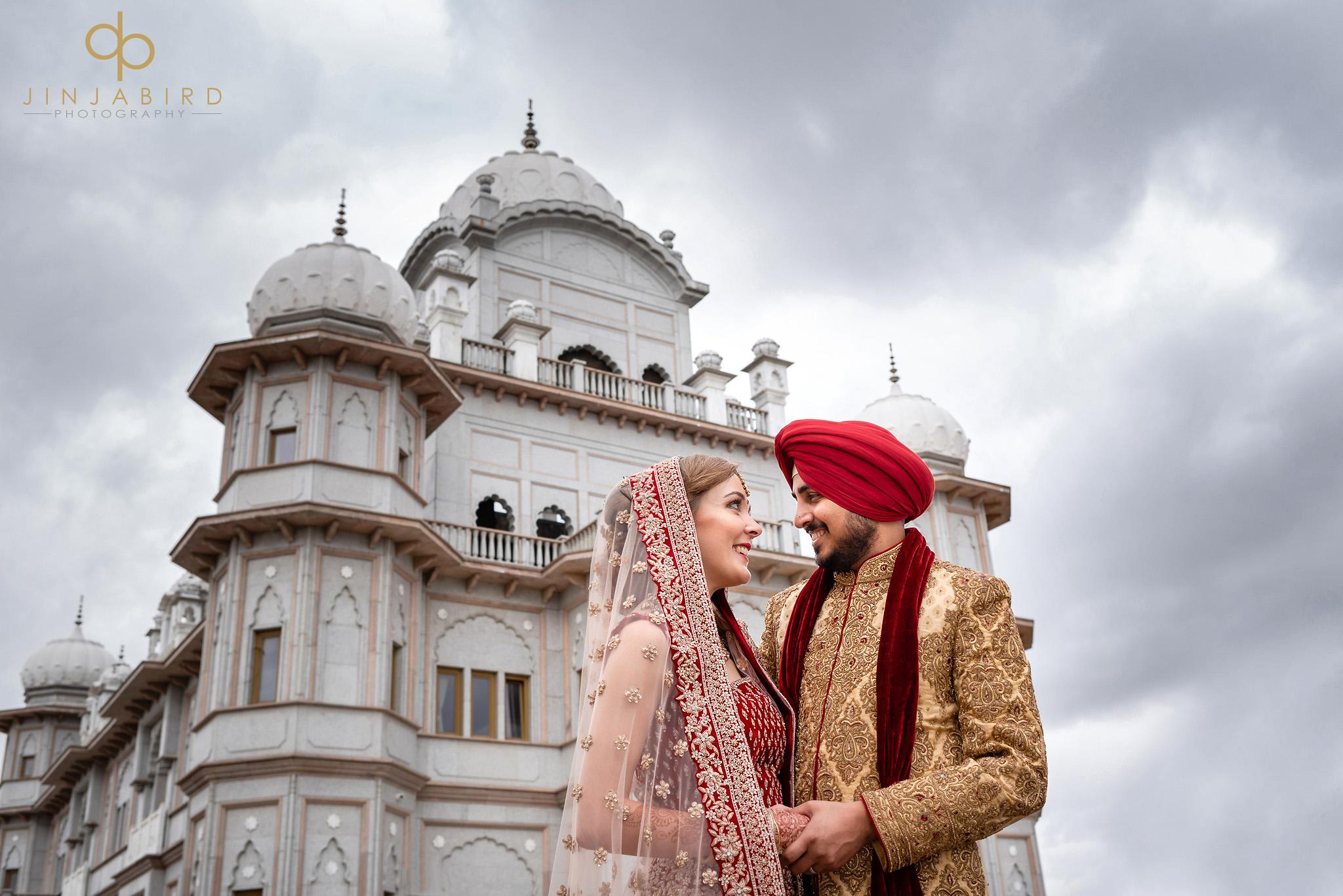 sikh wedding photographer bedford
