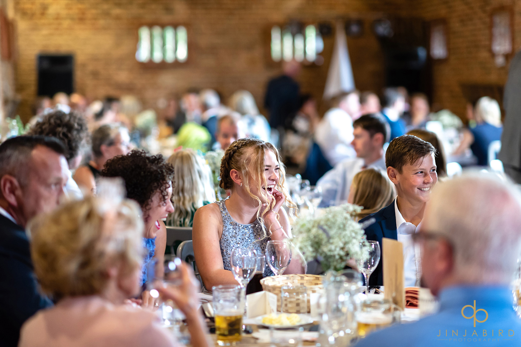thatch barn yelling wedding breakfast