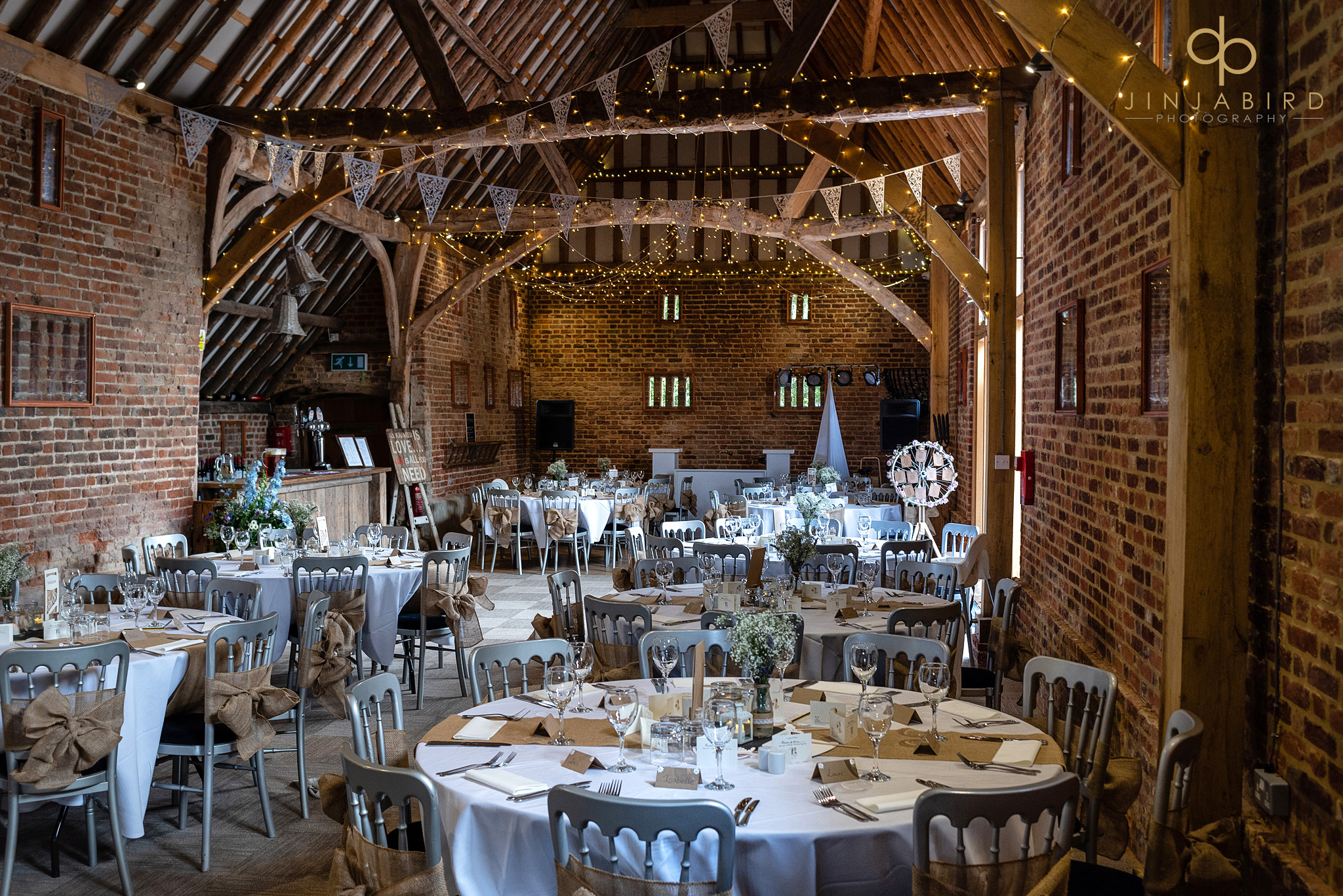 thatch barn yelling wedding venue