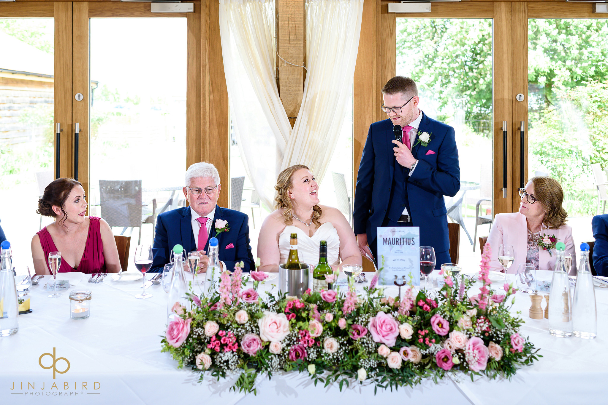top table bassmead manor