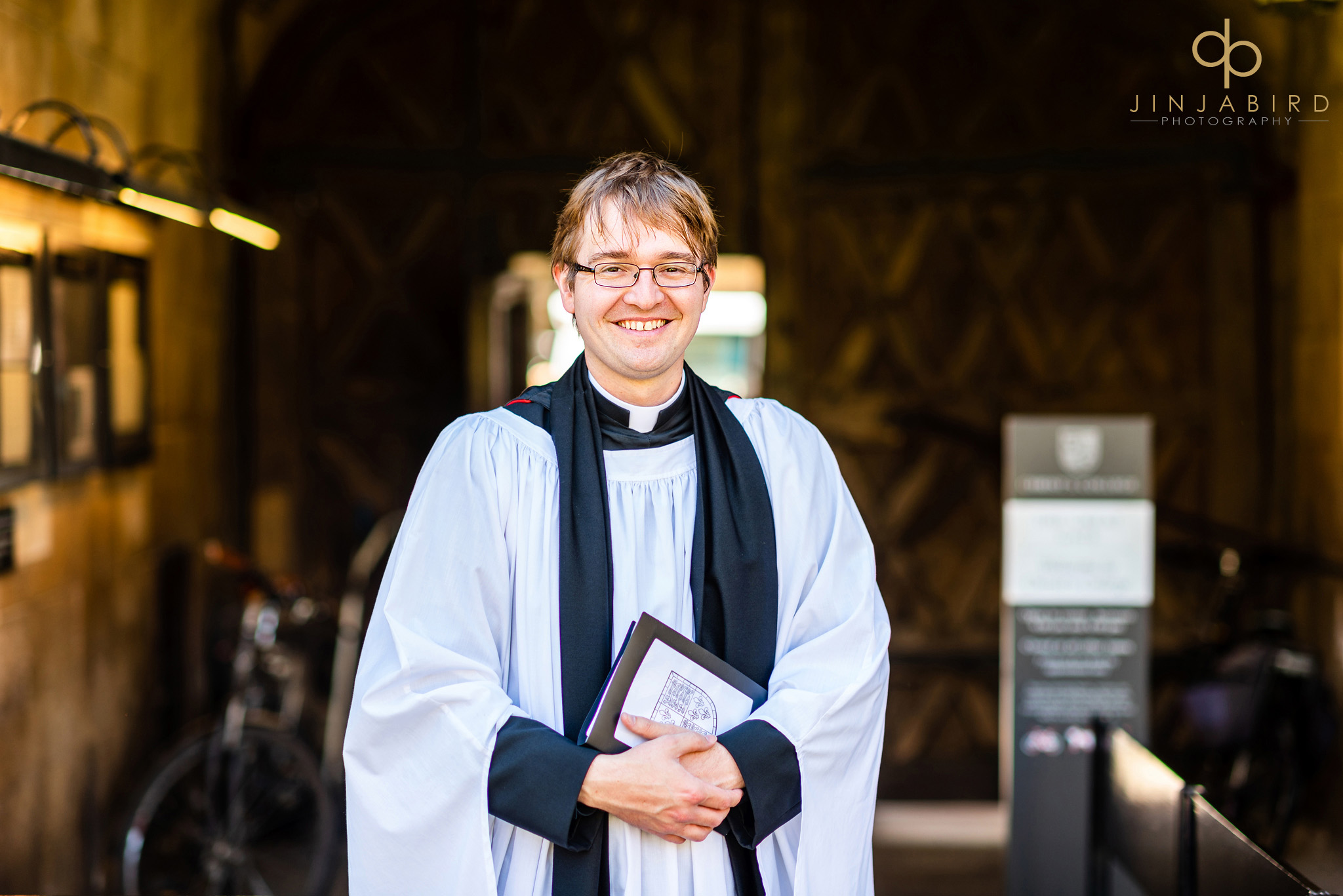 vicar christs college cambridge