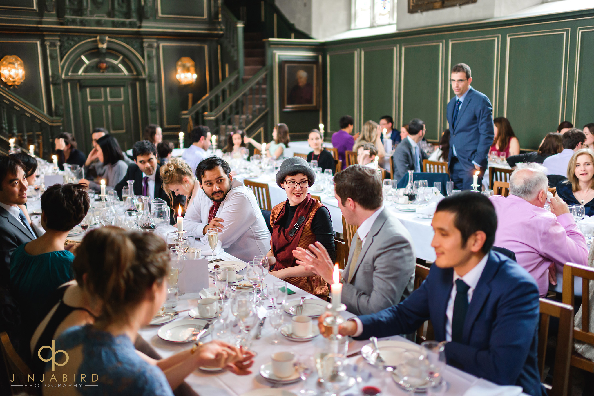 wedding breakfast magdalene college cambridge