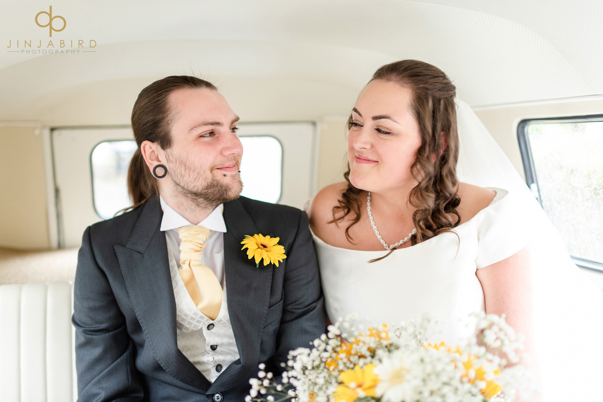 wedding campervans northamponshire
