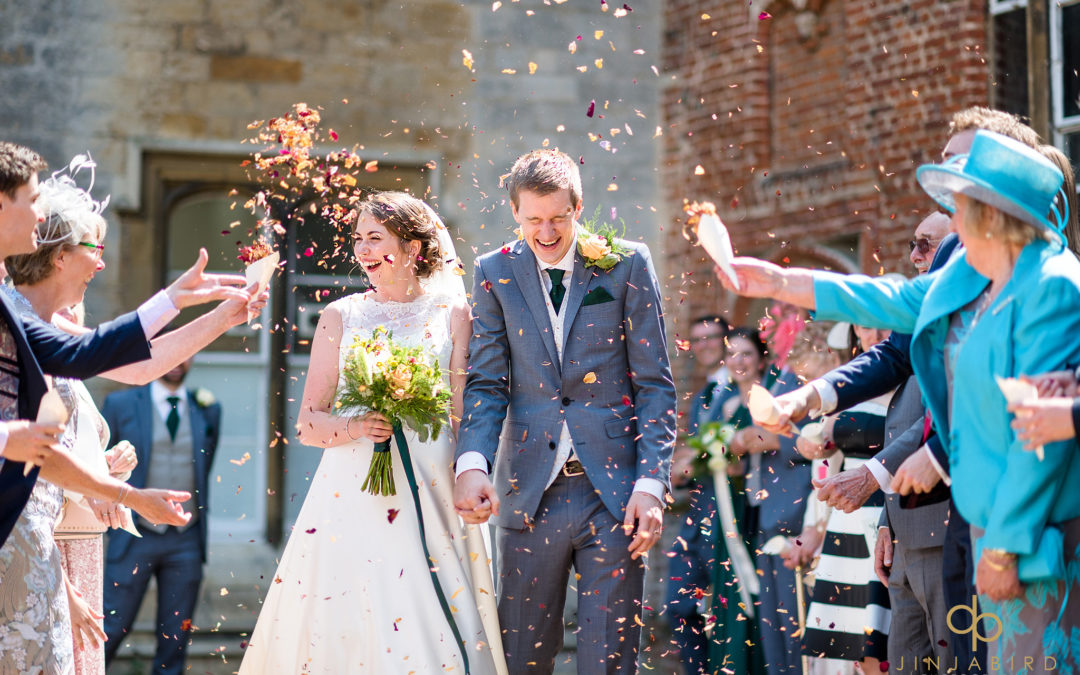 Wedding photographer Hinchingbrooke House