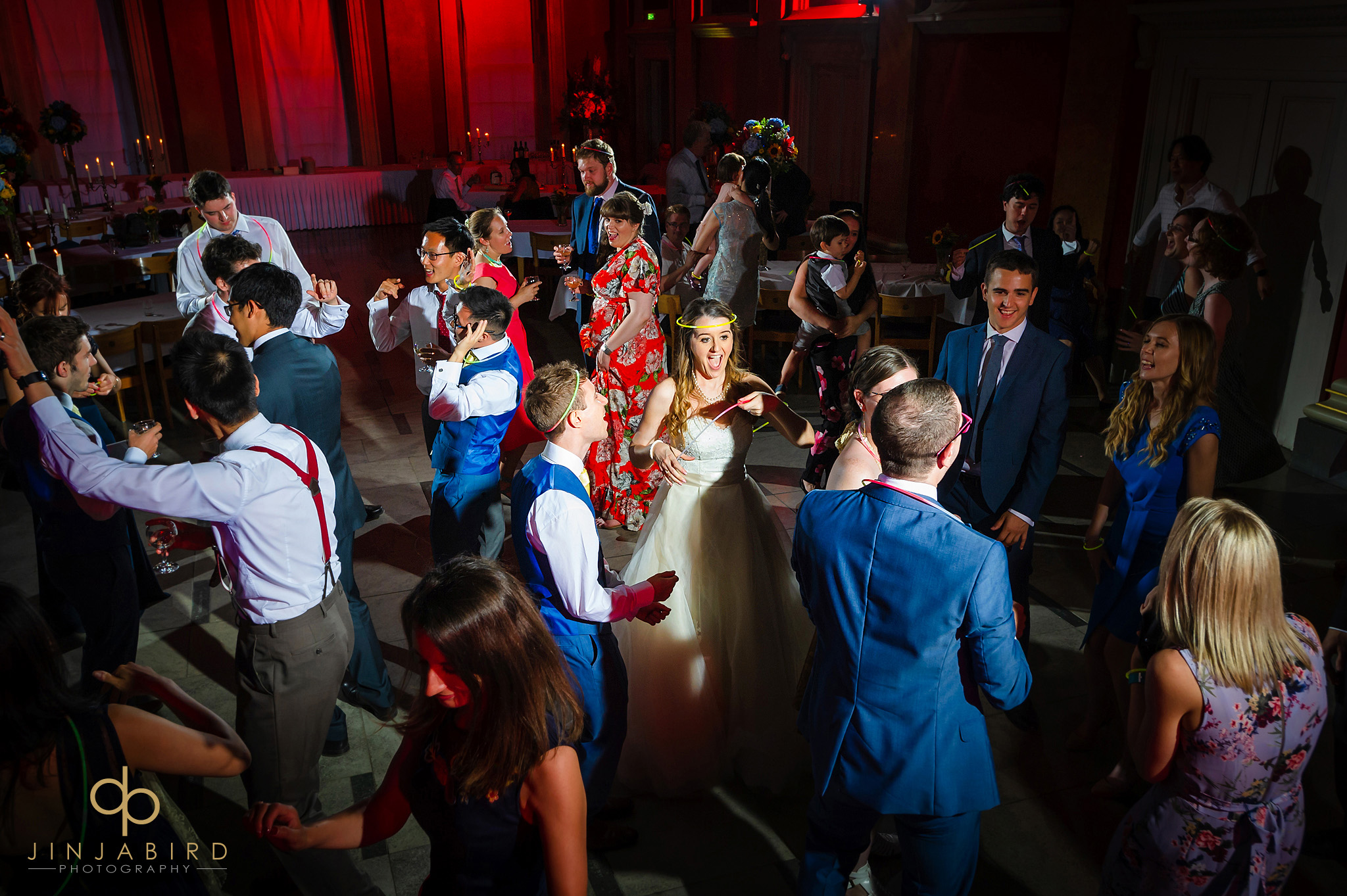 wedding dance downing college
