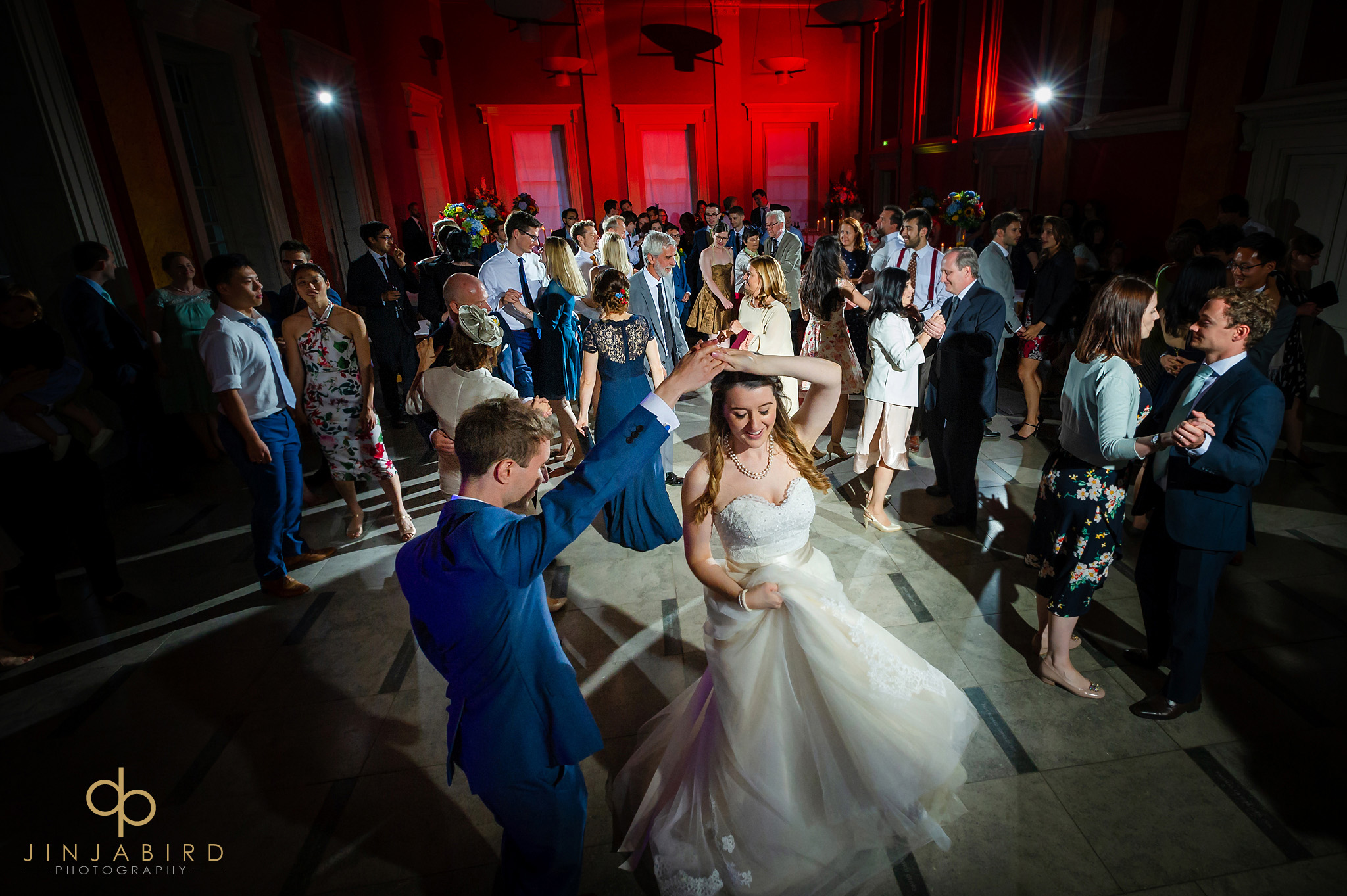 wedding disco downing college