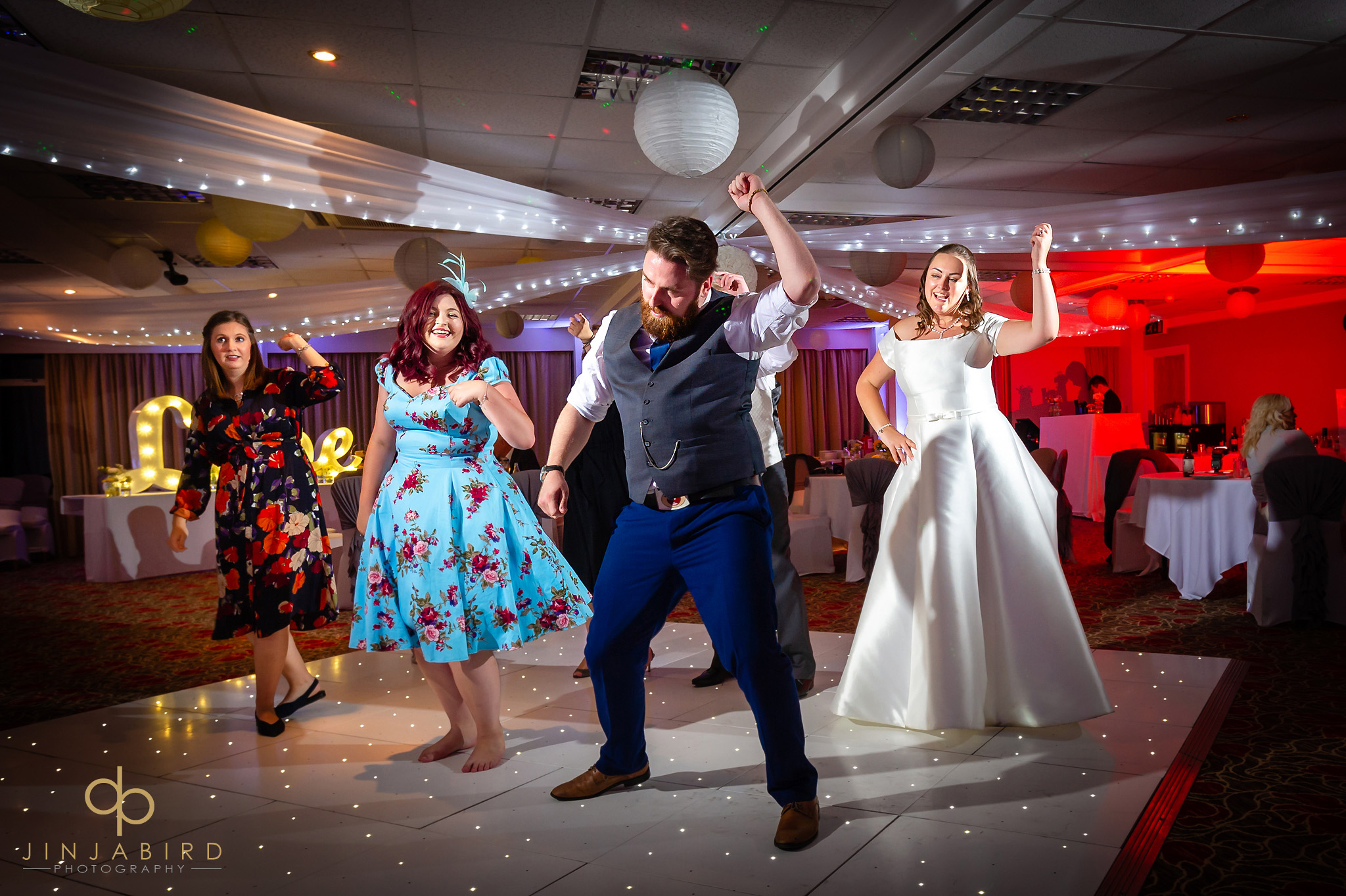wedding disco hellidon lakes