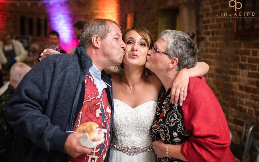 Wedding photographer Thatch Barn Yelling