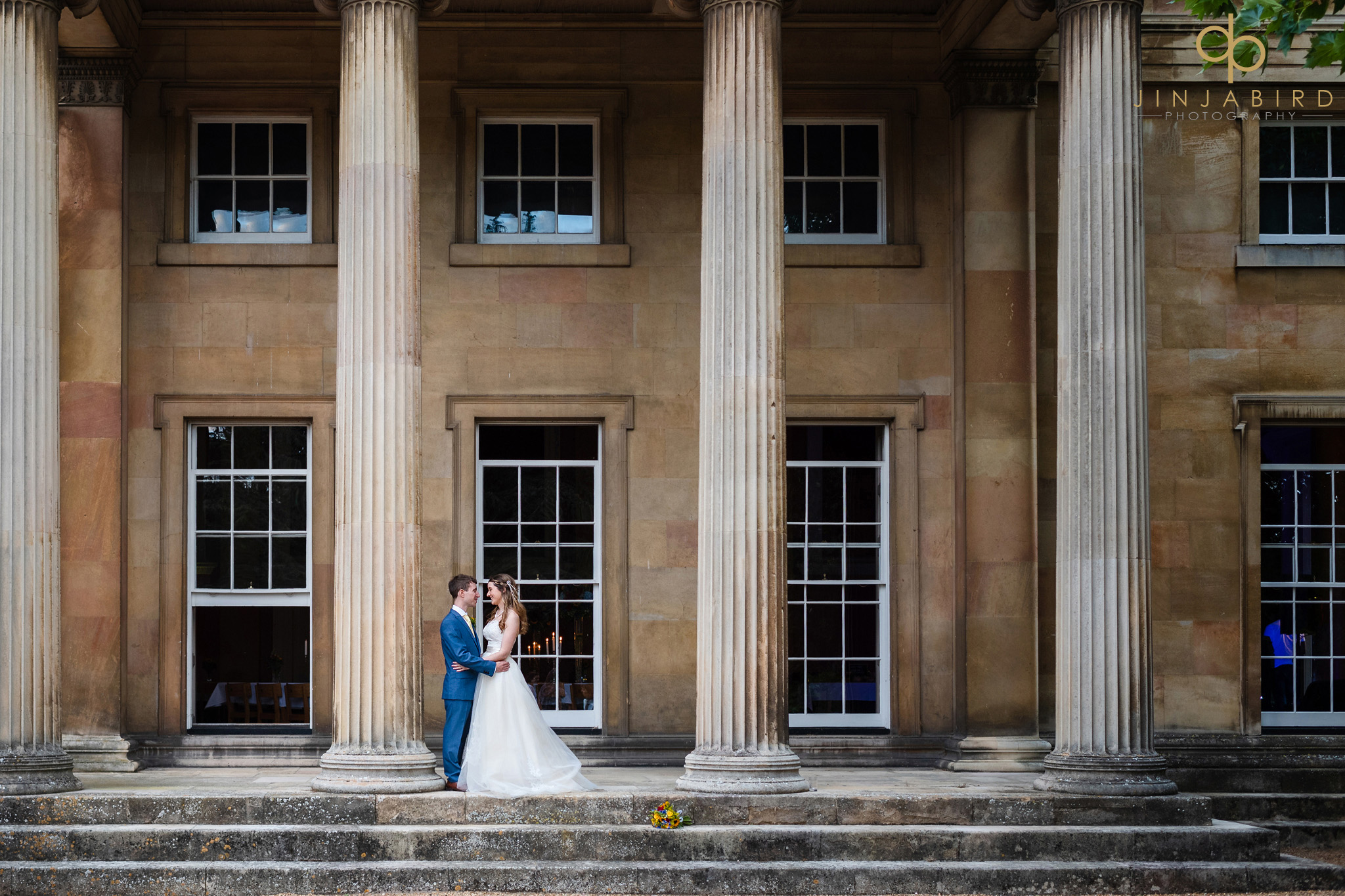 wedding photographer downing college