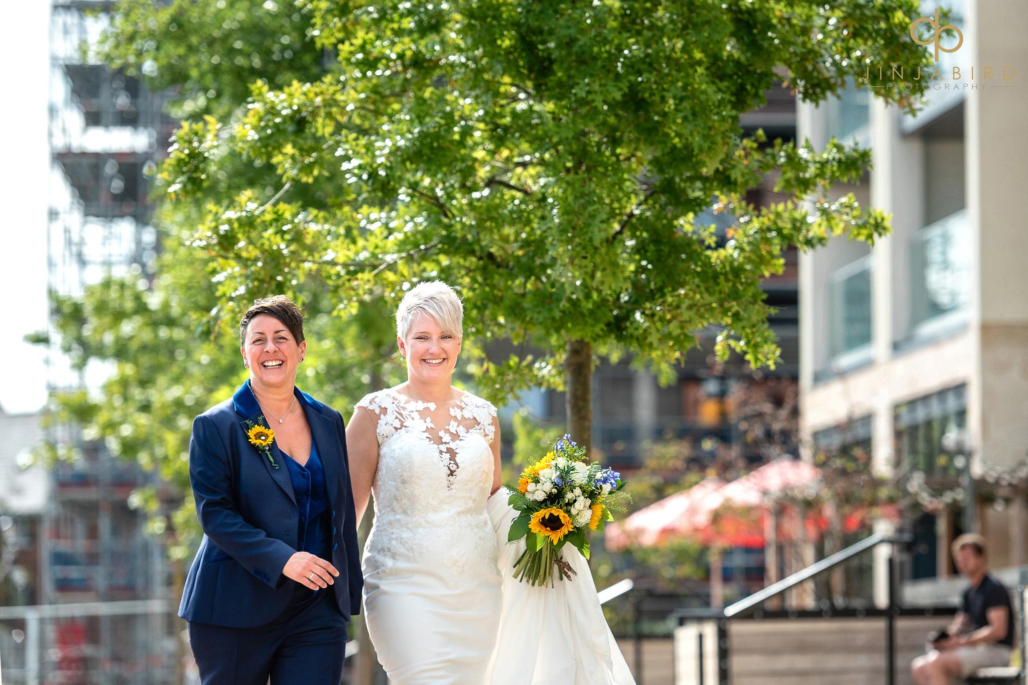 wedding photographs bedford embankment