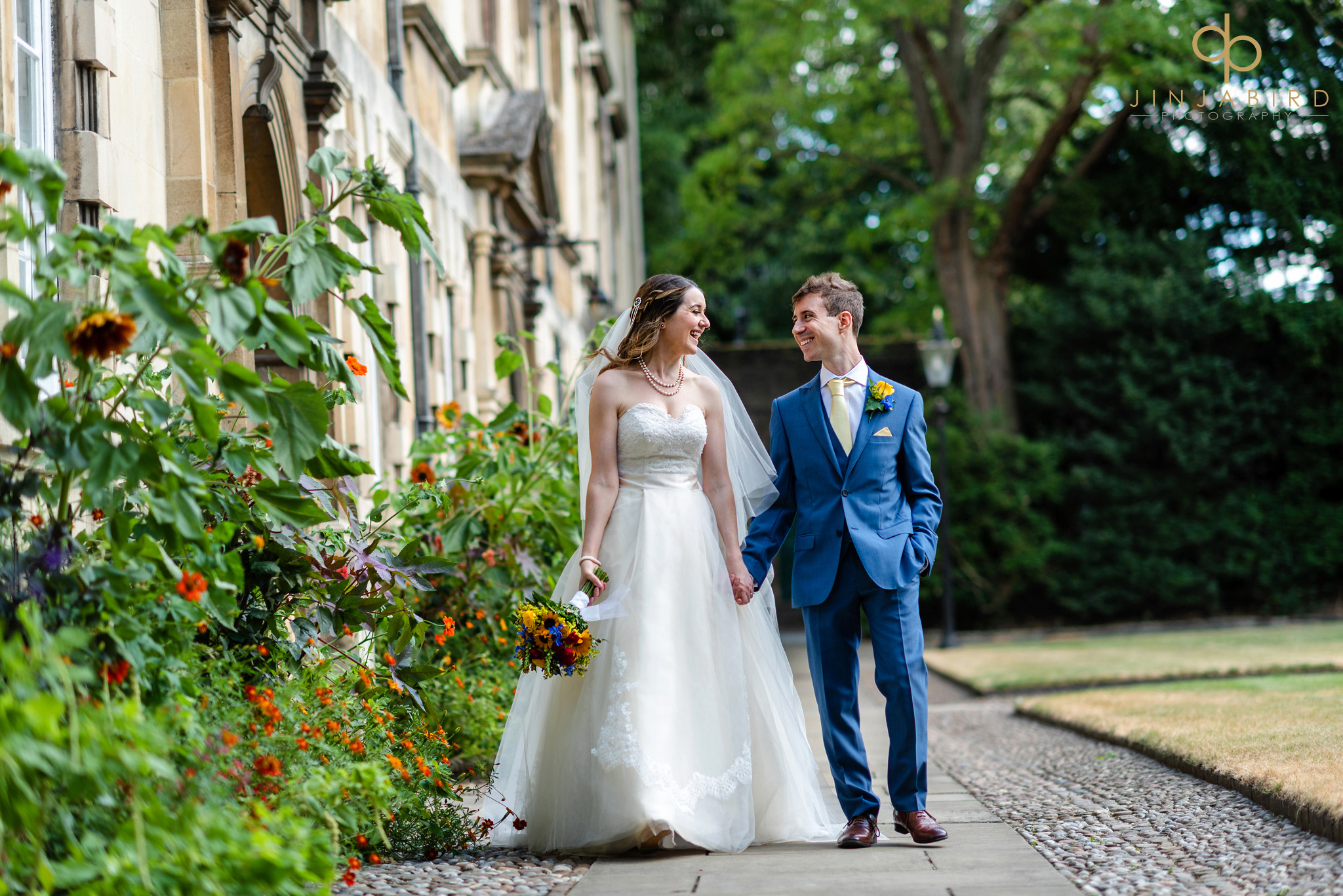 wedding photography christs college
