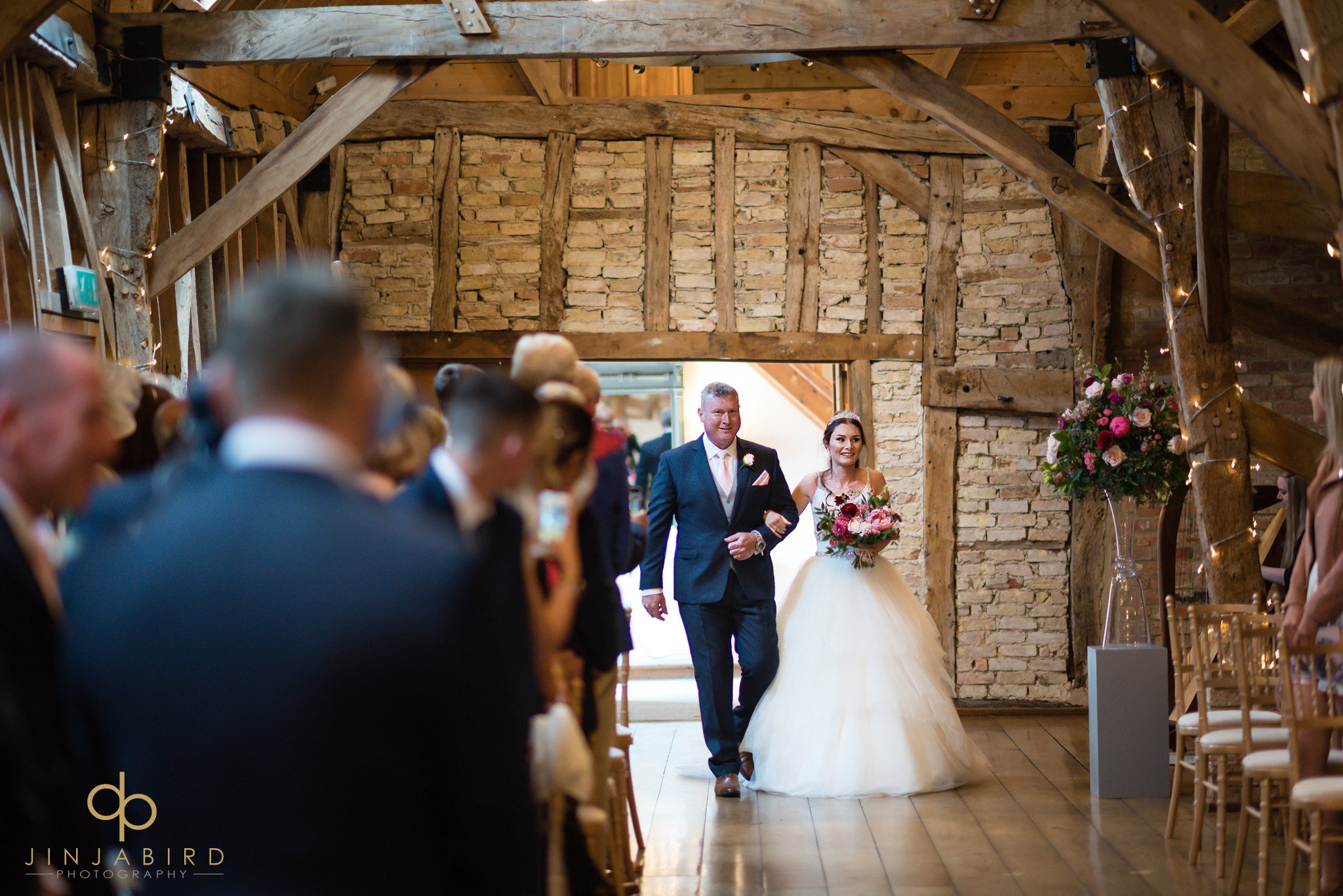 wedding rickety barn bassmead manor