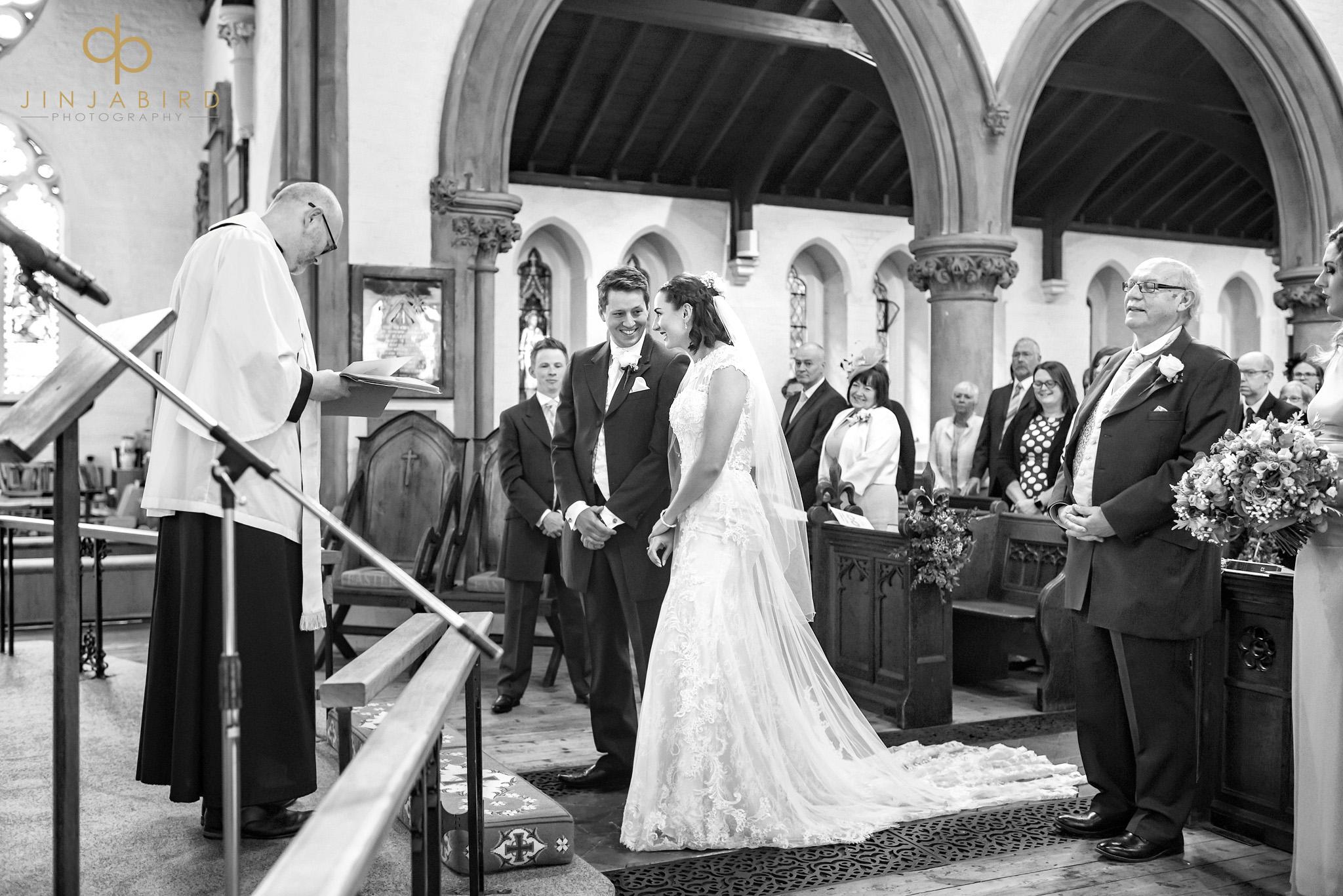 wedding service st-andrews hertford