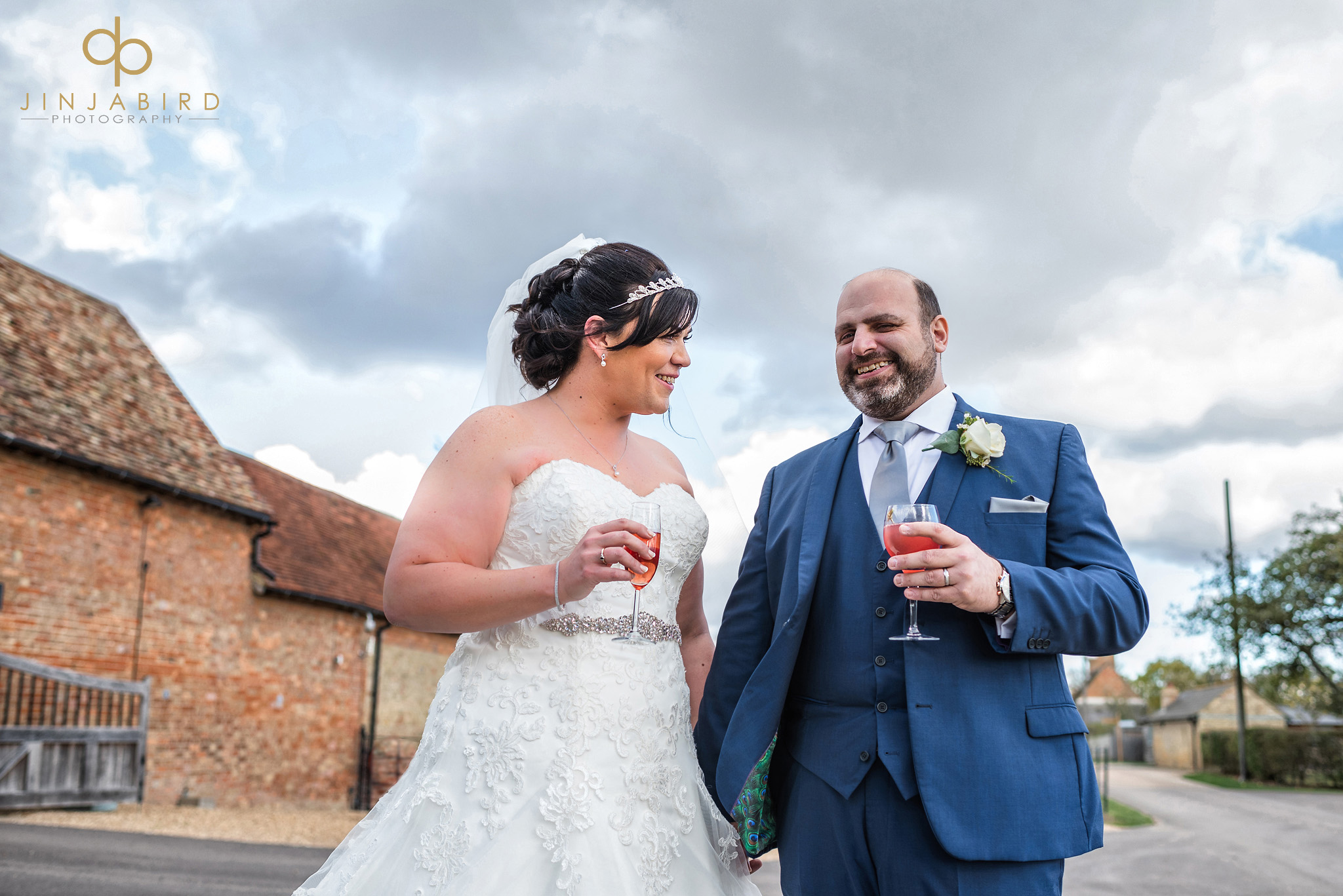 autumnal wedding bassmead manor