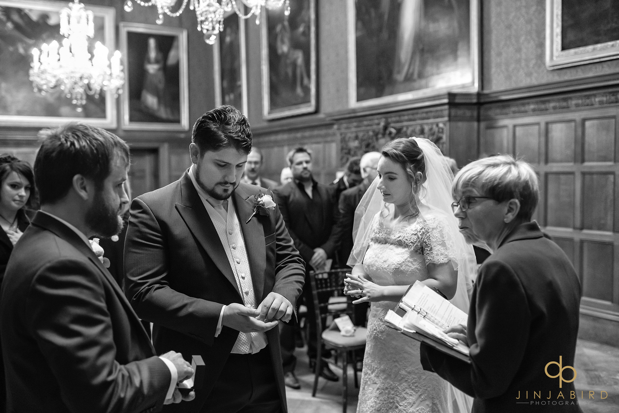 mansion house shuttleworth wedding ceremony