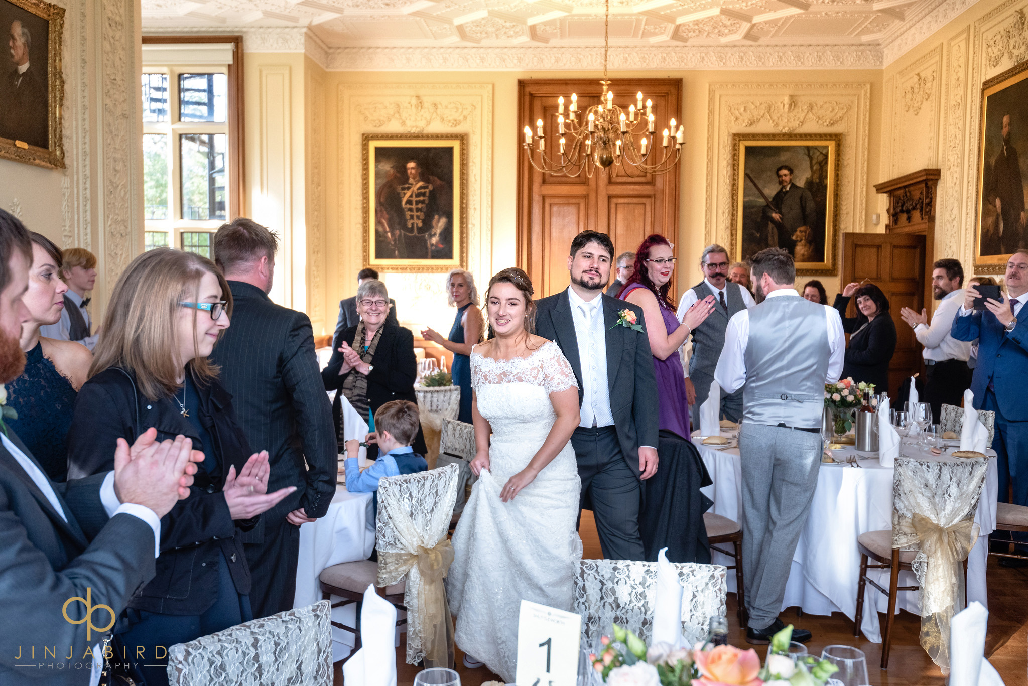 shuttleworth house wedding breakfast