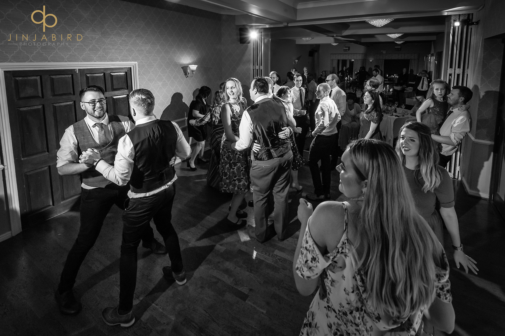 wedding disco normanton park hotel