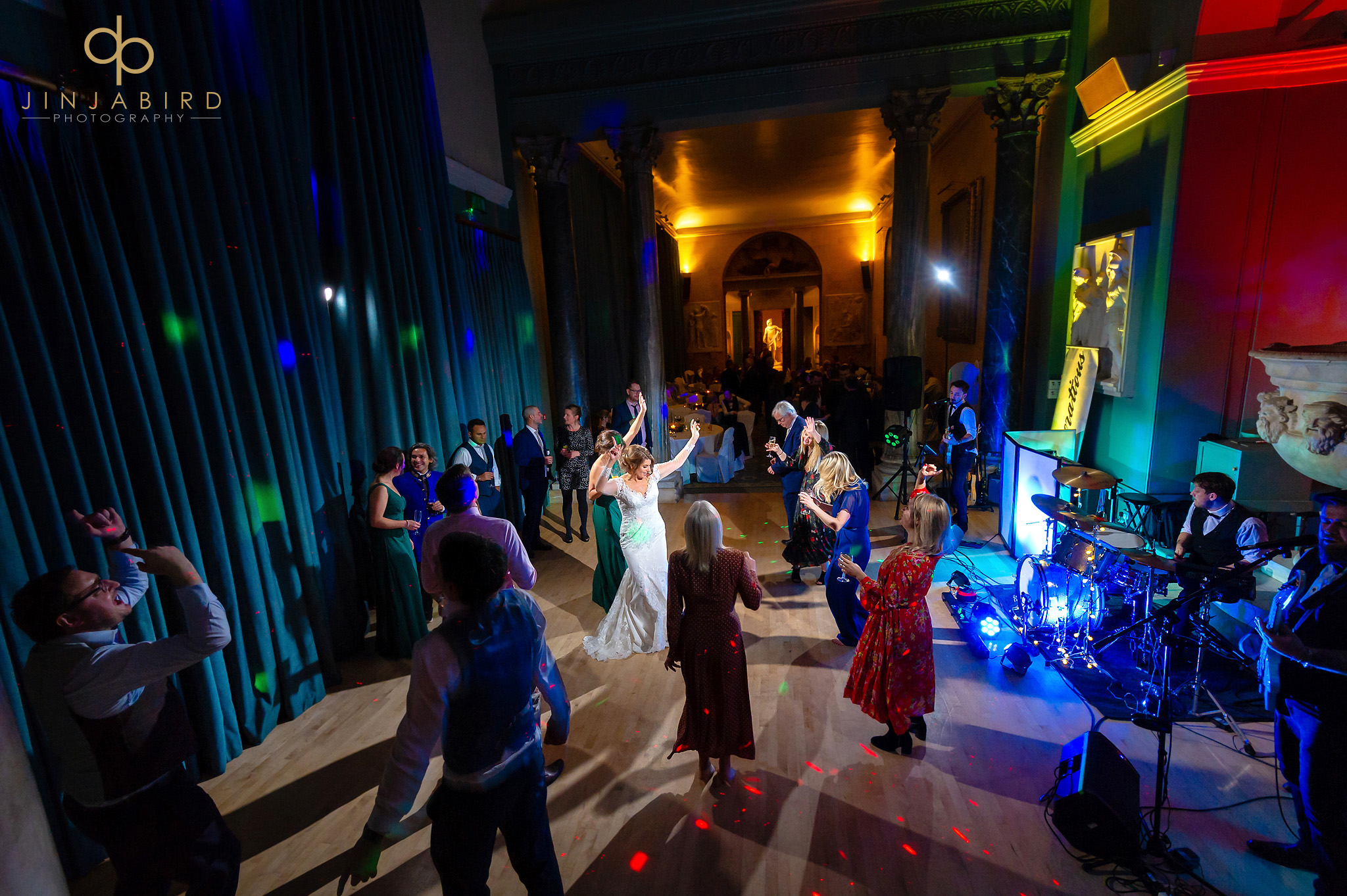 wedding disco woburn sculpture gallery