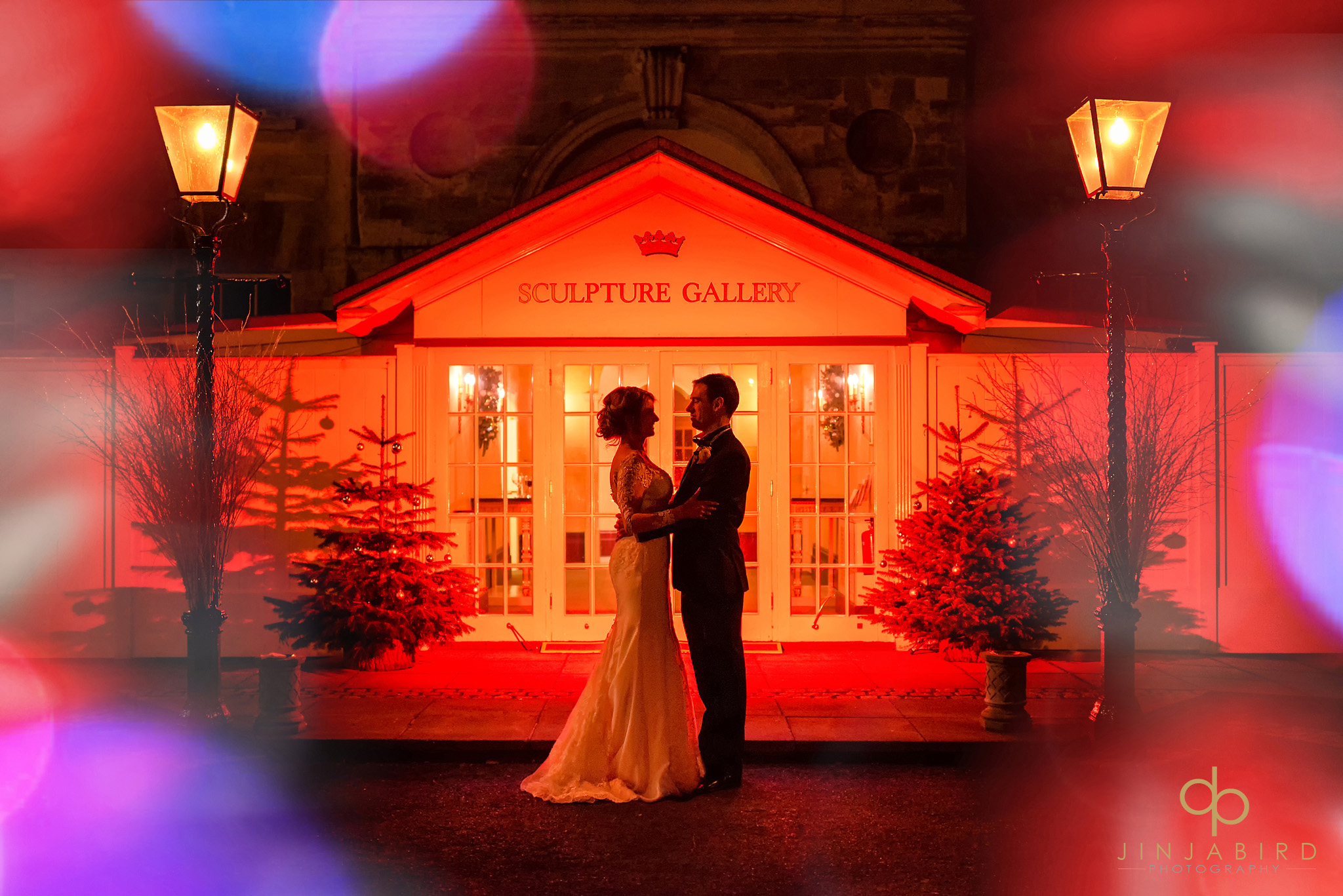 wedding photographer woburn sculpture gallery