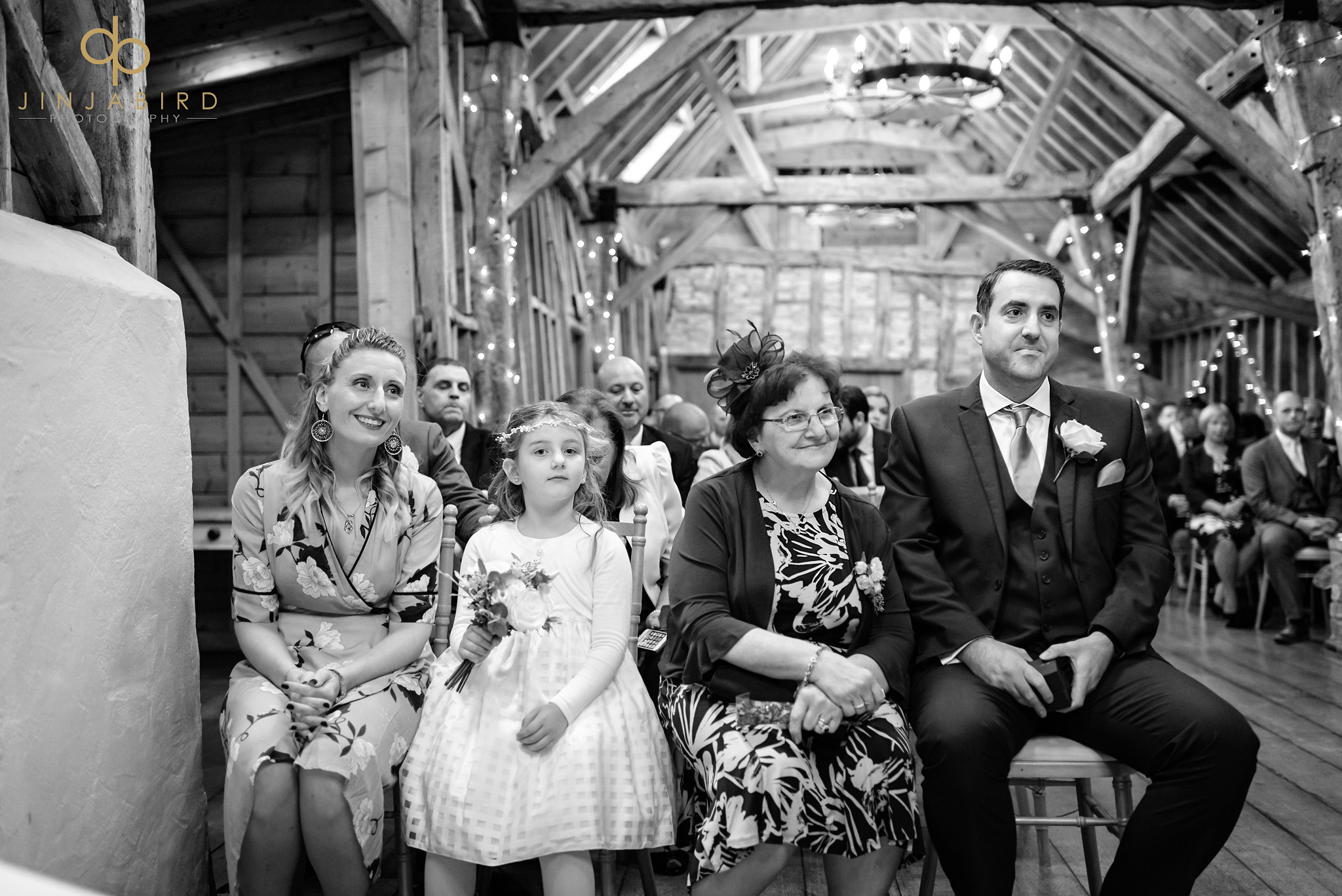 wedding rickety barn bassmead