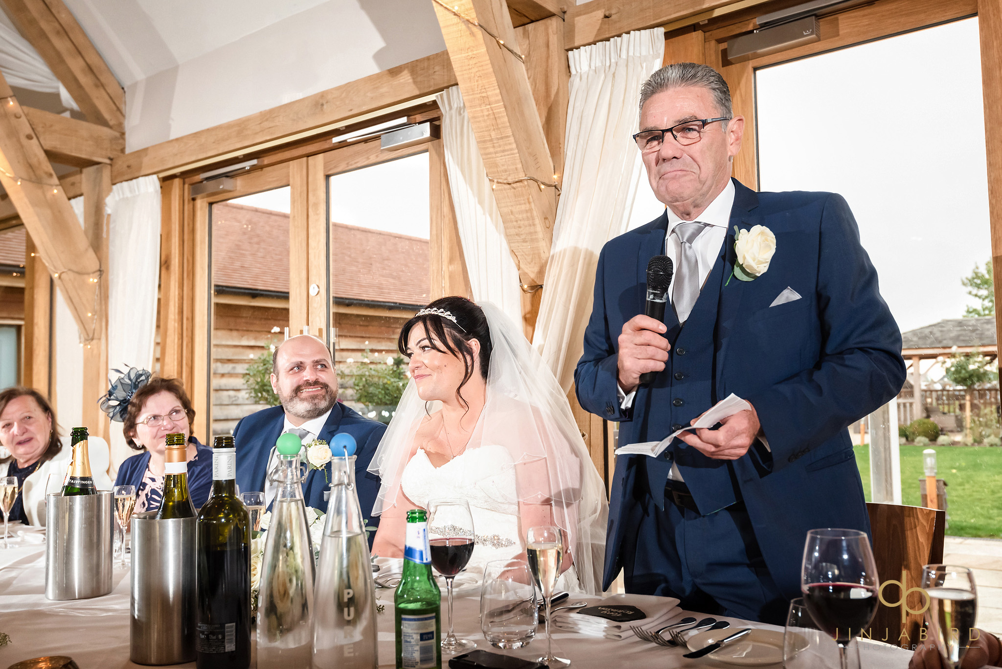 wedding speeches bassmead