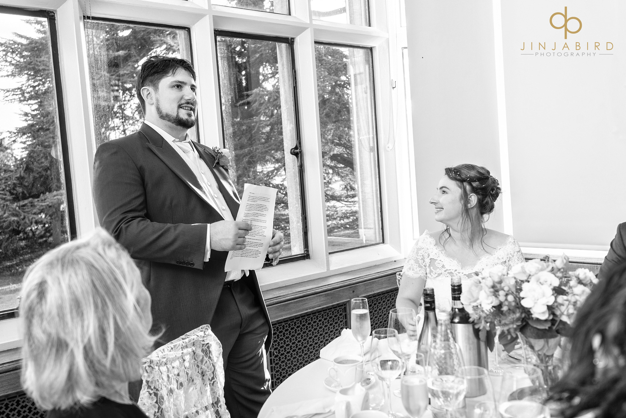 wedding speeches shuttleworth house
