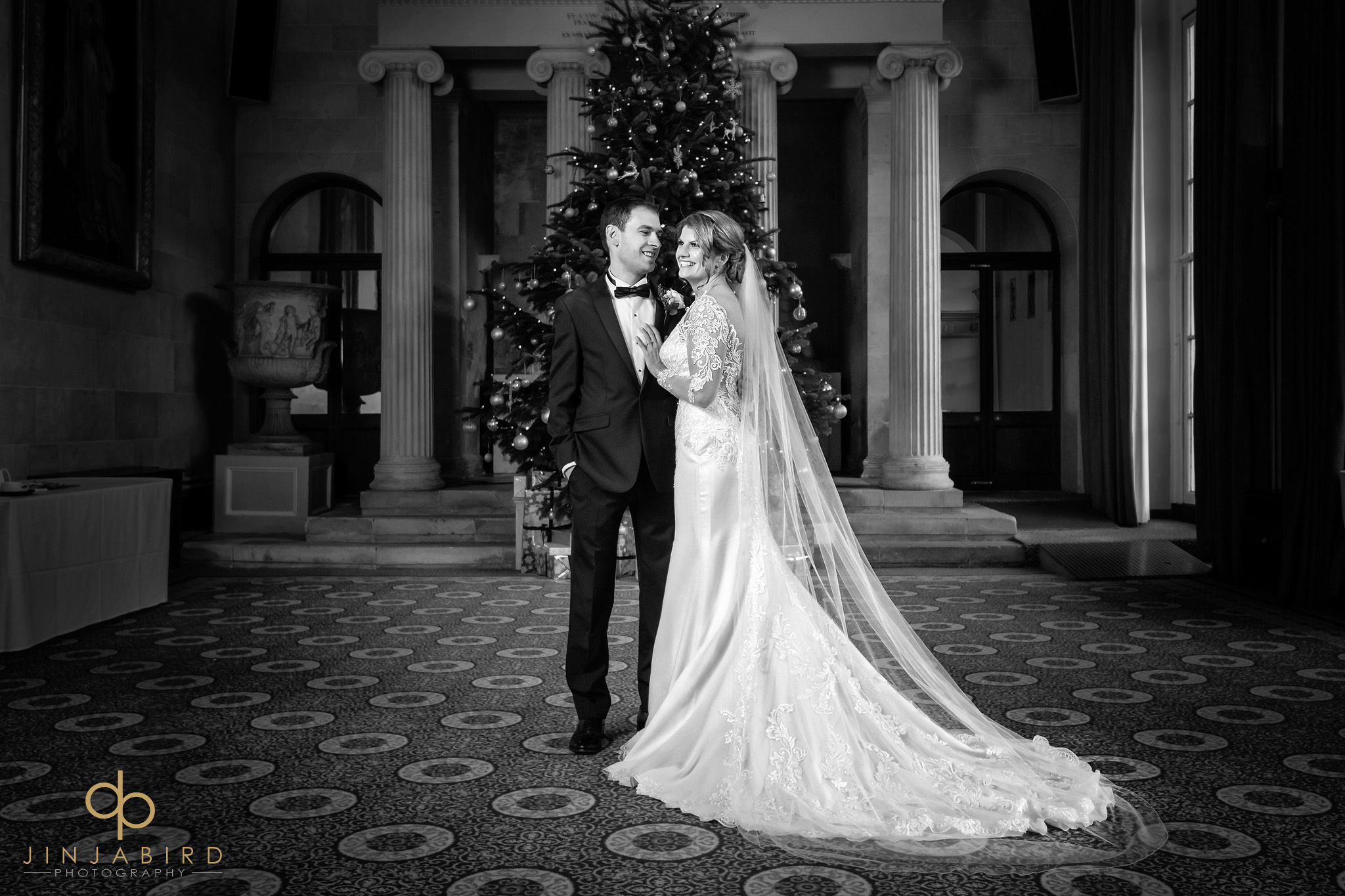 woburn sculpture gallery wedding photos
