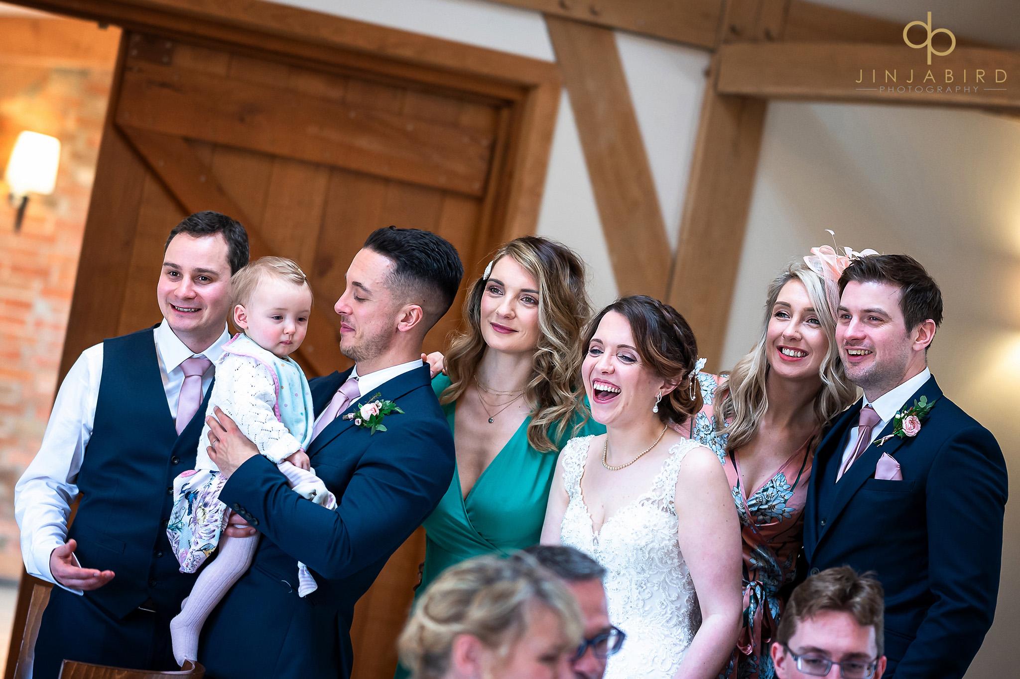 wedding reception bassmead