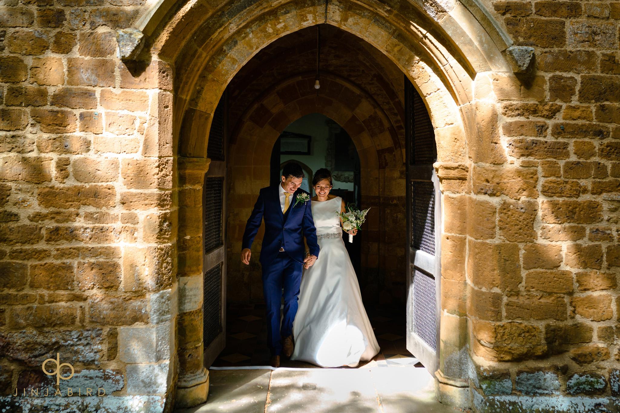 dodford church wedding