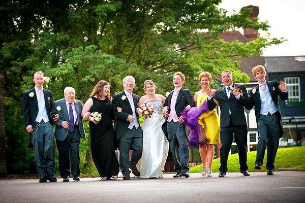 Cambridge Wedding Photography – Louise & Tom