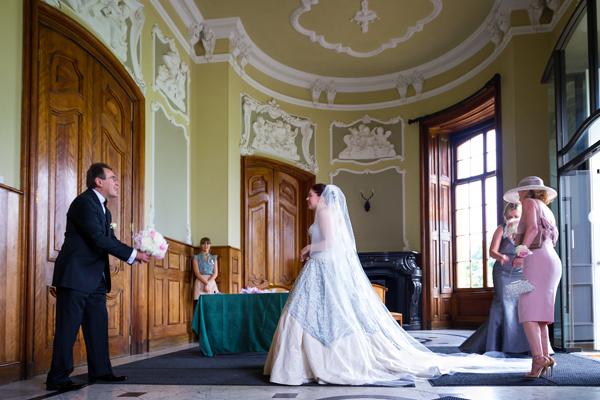 Wrest Park Wedding Photography – Laura & Alan