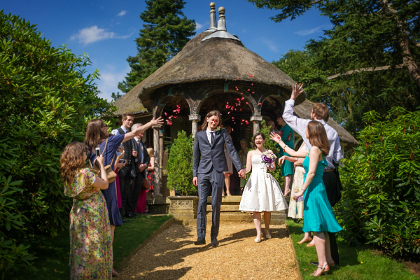Swiss Garden Wedding Photography – Vicki & Neil
