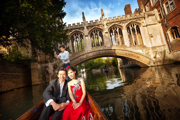 Downing College Cambridge Wedding Photography – Stephanie & Peter