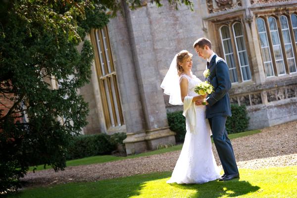Hinchingbrooke House Wedding Photography – Hannah & Chris