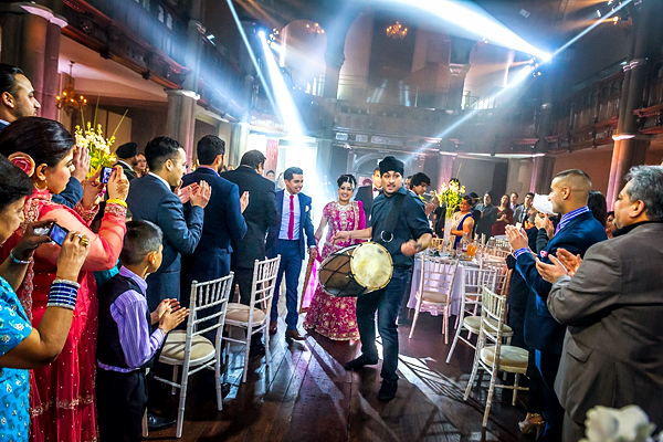 One Mayfair London Wedding Photography – Ravinder & Harveer