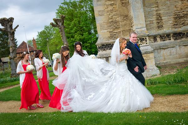 Abbotsley Golf Club Wedding Photography – Kayla & Scott