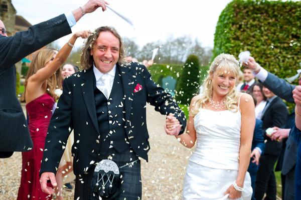 Fawsley Hall Wedding Photography – Karen & Simon