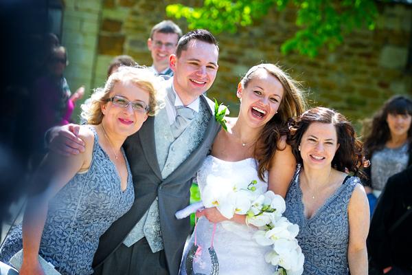 Kettering Park Hotel Wedding Photography – Joanna & Lloyd
