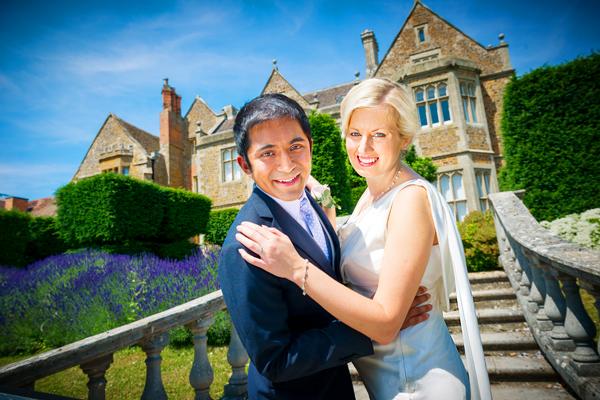 Knightley Court Fawsley Hall Wedding Photography – Orla & Wesley